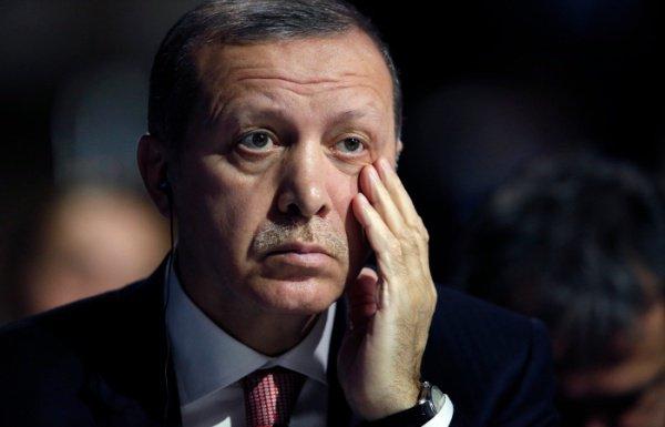 Эрдоган написал письмо Путину.