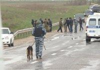 В Дагестане нашли взорванный автомобиль с телами двух человек