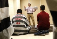 Заключенные американских тюрем постятся в Рамадан