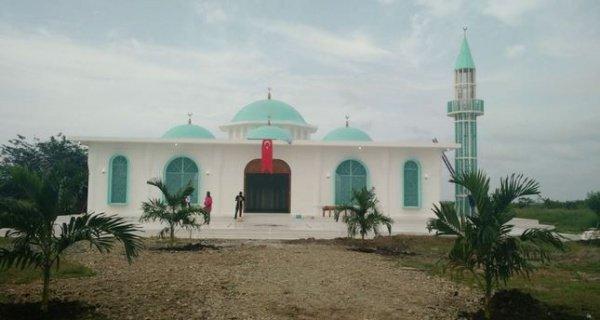 Первая мечеть открылась на Гаити