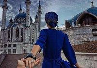 Известный фотограф продолжил серию «Следуй за мной» на фоне Кул Шарифа
