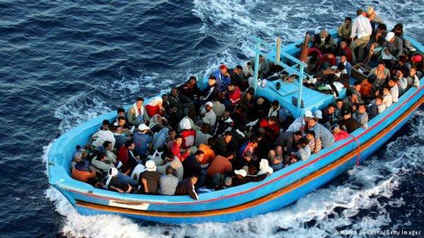 Ливийским маршрутом в основном пользуются беженцы из Западной Африки.