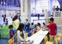 В мечетях Турции появятся детские комнаты