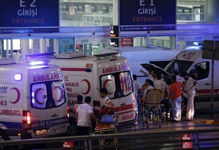 Среди пострадавших в результате теракта в Турции – россиянин