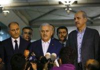 Премьер-министр Турции раскрыл подробности теракта в аэропорту Стамбула
