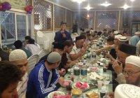 Комитет по стандарту «Халяль» ЦРО ДУМ РТ провел ифтар в мечети «Тынычлык»