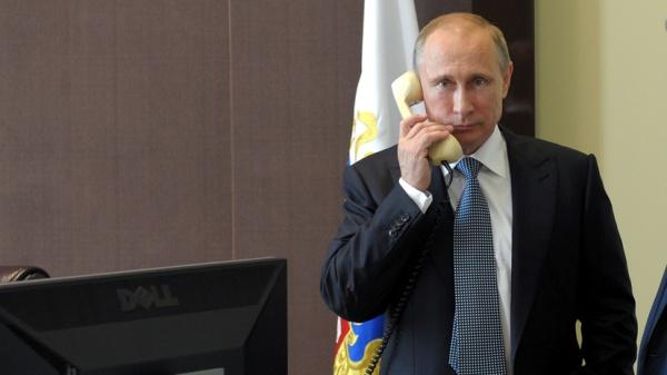 Сегодня состоялся первый за почти полгода телефонный разговор Путина и Эрдогана.
