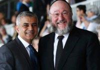 Садик Хан пообещал защищать евреев от антисемитов