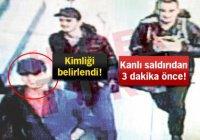 Один из стамбульских террористов оказался уроженцем Чечни