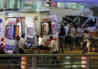 Число жертв теракта в стамбульском аэропорту возросло