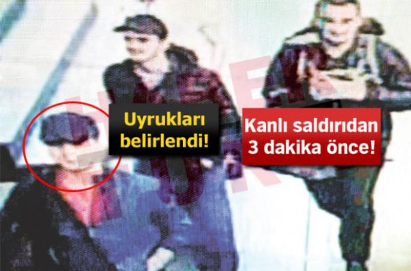 Нааэропорт вСтамбуле напали смертники изРФ, Узбекистана иКыргызстана