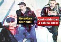Стали известны личности стамбульских смертников