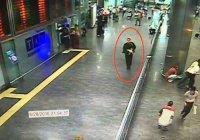 Власти Турции обнародовали фото и видео стамбульских террористов (Фото, видео)