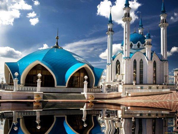 Мечеть Кул Шариф, Казань.
