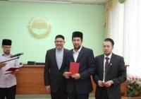 В Российском исламском институте состоялся выпускной
