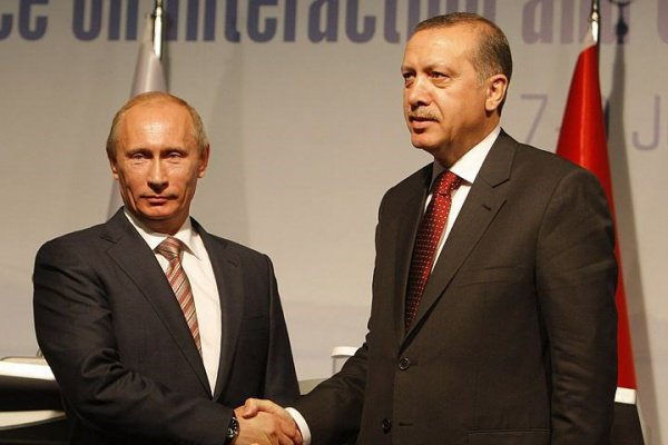 Встреча Путина и Эрдогана может состояться уже в июле.