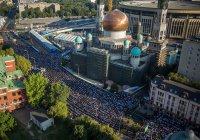 В Москве Ураза-байрам отпразднуют 200 тысяч мусульман
