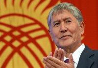 Президент Киргизии снял первый видеоклип (Видео)