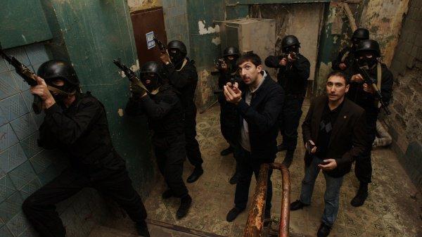 На Первом канале стартует сериал о мигрантах (Фото)