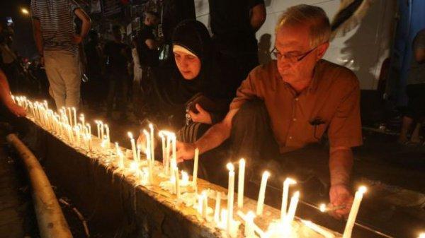 Сегодня в Ираке завершается трехдневный траур по жертвам терактов в Багдаде.