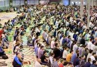 """Более 10 тысяч мусульман отпраздновали Ураза-байрам в московских """"Сокольниках"""" (Фото)"""