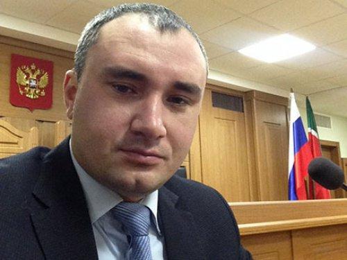 Известный юрист Руслан Нагиев.