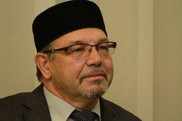 Ректор РИИ Рафик Мухаметшин.