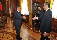 Рустам Минниханов встретился с президентом дубайского инвестиционного форума
