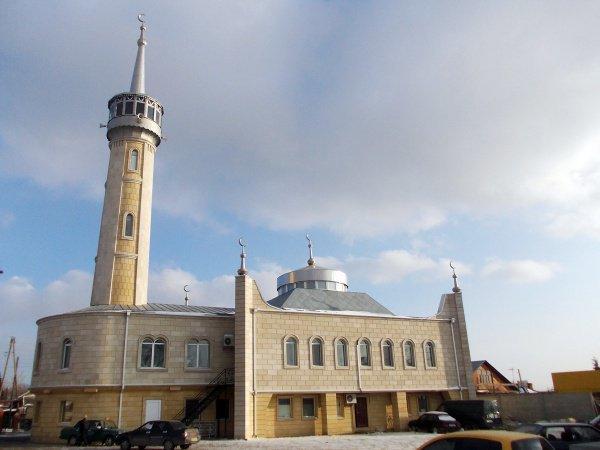Тюменская Соборная мечеть.