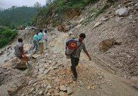 Оползень в Индии заживо похоронил двух человек