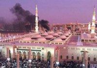 По делу о теракте в Медине задержаны первые подозреваемые