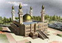 В Омске появится крупнейшая в Сибири мечеть