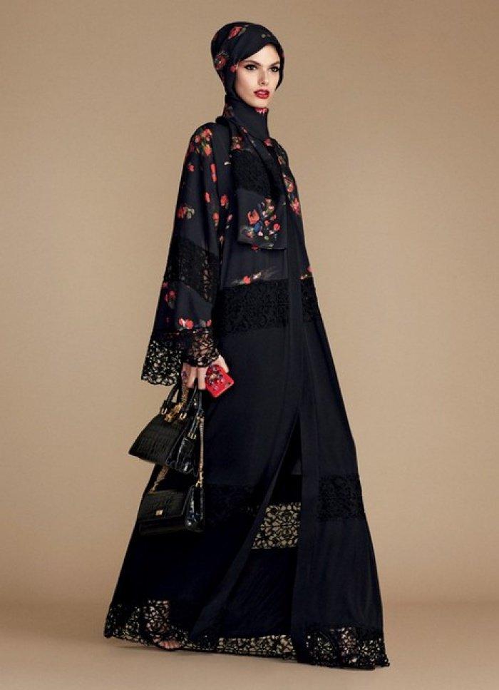 Dolce & Gabbana выпустили коллекцию мусульманских платьев специально к 'Ид аль-Фитр