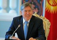 Президент Киргизии в 2015 году потратил в 20 раз больше, чем заработал