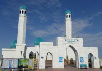 Самую красивую мечеть года выбрали в Казахстане (Фото)