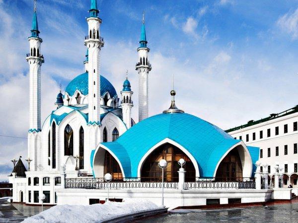 """Мечеть """"Кул Шариф""""."""