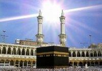 16 июля солнце встанет прямо над Священной Каабой