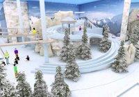 В Эр-Рияде появился «Снежный город»