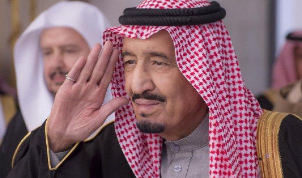 Король Салман бин Абу-Азиз.
