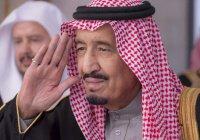 Король Саудовской Аравии ушел в отпуск
