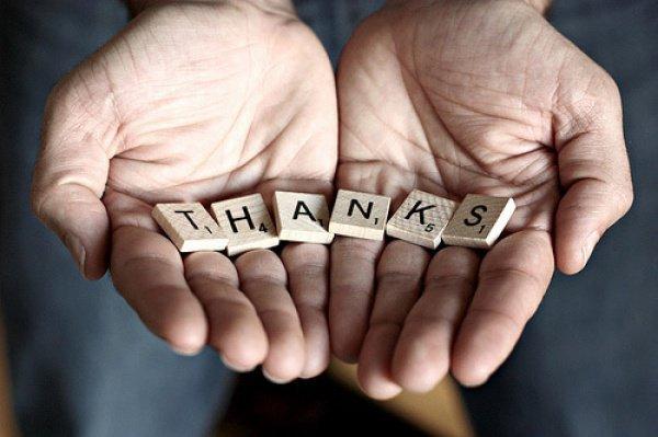 Как мне отблагодарить Всевышнего за радостное событие в жизни?