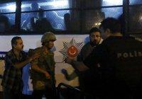 Мятеж в Турции подавлен. Погибло 90 человек