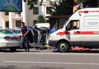 Опубликованы фото и видео стрельбы в Алма-Ате