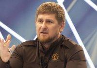 Рамзан Кадыров пообещал помочь Казахстану в борьбе с терроризмом