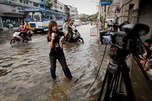 Таиланду грозит наводнение