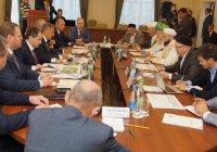 В ДУМ РТ состоялось совещание, посвященное строительству Болгарской академии