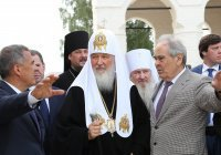 Патриарх Кирилл: Татарстан ответственен за межрелигиозные отношения перед всей Россией