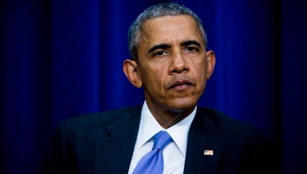 Обама рассмешил репортеров впроцессе комментария стрельбы вМюнхене
