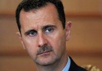 """Асад: """"демонизация"""" определенных президентов - часть политики США"""
