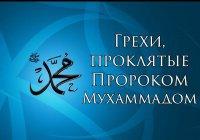 11 грехов, проклятые Пророком Мухаммадом (ﷺ)